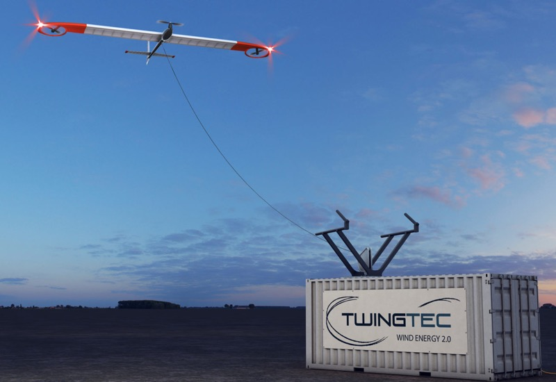 Twing by Twingtec Wind Energy 2.0. Cooperation on evaluation of the structural design for the wing.